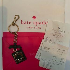 Kate Spade Charm Olive green